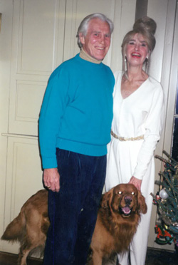 Susan and Barney Vavroch