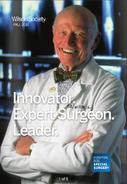 Philip D. Wilson Jr., MD, Surgeon-in-Chief Emeritus